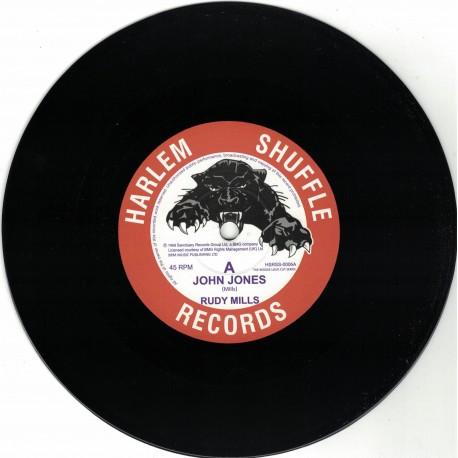 Rudy Mills - John Jones