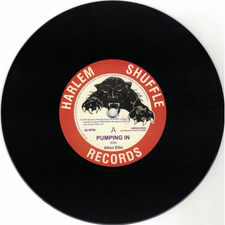 Alton Ellis - Pumping In