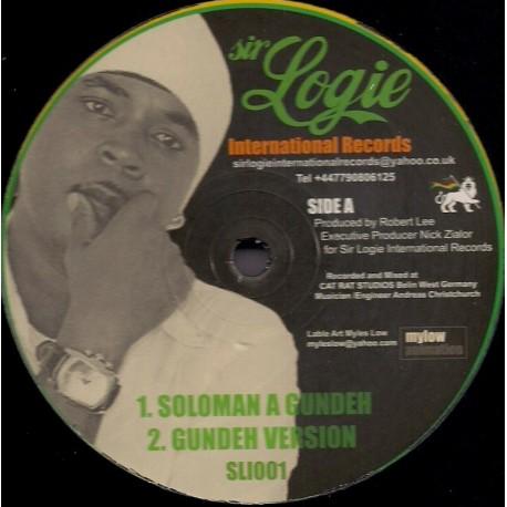 Robert Lee - Soloman A Gundeh