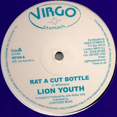 Lion Youth - Rat A Cut Bottle